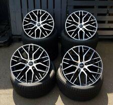 18 Zoll RS4 Felgen für VW T-Roc Passat Sharan Touran R-Line Golf 5 6 7 Variant