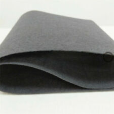 STIFF Felt Fabric Non Woven Thick Wool Blend Patchwork Craft Material Roll/Yard
