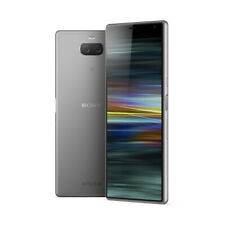 """Sony Xperia 10 Plus Smartphone DUAL SIM 6.5"""" 12Mpx NFC Android Silver XPER10PSL"""