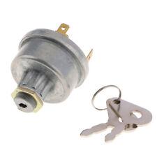 Métal clés de rechange pour lucas tracteur usine interrupteur d/'allumage X2 54324157 181465