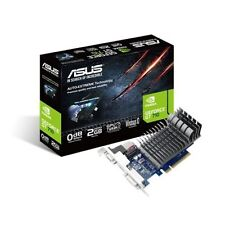 ASUS 710-2-SL NVIDIA GeForce GT 710 2GB DDR3 Graphics Card, PCI Express 2.0, VGA