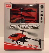 Two Mingji  MJ-Series 2.5CH I/R Helicopter Series with Gyro