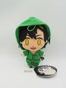 "Kagerou Project B0104 Mekakucity Kosuke Seto SK Japan Plush 5"" Toy Doll Japan"