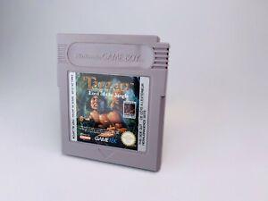 Tarzan Lord of Jungle Game Gameboy Modul Game Boy