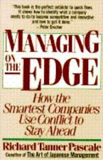 Managing on the Edge: How the Smartest Companies Use Conflict to Stay Ahead - Go