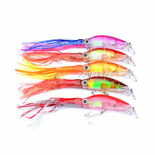 5pcs/Lot Minnow Fishing Lures 5 Colors Crank Bait Tackle 12cm 22g Crankbaits