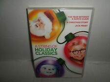 A Christmas Story,Jack Frost,Year Without Santa Claus (DVD, 2011, 3-Disc Set)