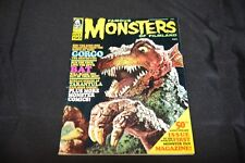 FAMOUS MONSTERS OF FILMLAND #50 (7.5) GORGO COVER!
