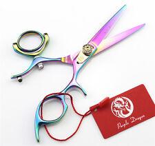 "5.5"" Swivel Thumb Professional Hair Scissors JP440C Salon Cutting Barber Shears"