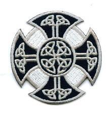Ricamate Celti Croce Patch CELTIC KNOT Gothic