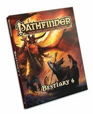 Pathfinder Roleplaying Game: Bestiary 6 by Jacobs, James in Used - Like New