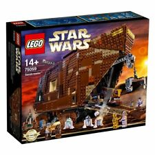 Lego  STAR WARS UCS 75059 SANDCRAWLER  Brand new,factory sealed.