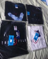 X-Files 4  New  XL T Shirts