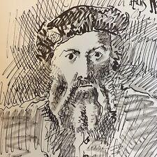 * Pablo Picasso * Holbein Charles de Morette * Litho * 1955 * *