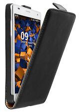 mumbi Ledertasche für LG P880 Optimus 4X HD Tasche Hülle Case Cover Flip-Case