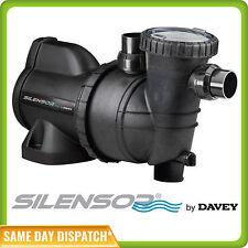 Davey Silensor SLS200 Pool Pump 1.0Hp SLS 200 - Water Cooled - Super Quiet