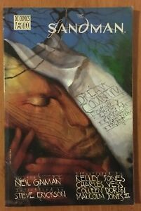 The Sandman: Dream Country by Neil Gaiman, DC 1991, (Issues 17-20) Graphic Novel