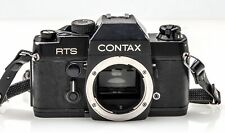 Contax RTS Body Gehäuse SLR Kamera Spiegelreflexkamera Kamera - lesen!