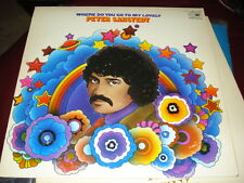 Peter Sarstedt Where Do You Go to My Lovely 1969 Stereo LP EXC POP ROCK