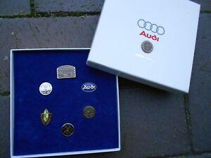6 Pins, Audi Edition, neu unbenutzt
