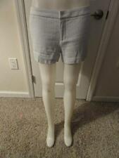 WOMENS JOIE LT BLUE TWO POCKET FLAT FRONT SHORTS - SIZE 10