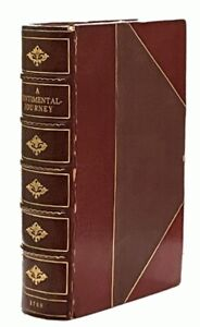 Laurence Sterne: A Sentimental Journey through France and Italy LIMITED EDITION