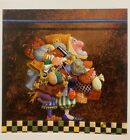 Hold To The Rod with Remarque print- James Christensen signed and numbered