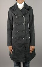 JEAN'S PAUL GAULTIER satin corset jacket coat soprabito cappotto donna 42 IT NWT