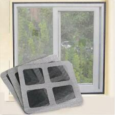 Window Screen Net Insect Fly Mosquito Moth Door Netting Mesh Screen Stickers JJ