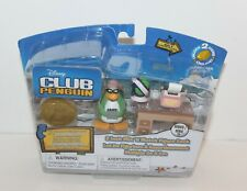 Disney Club Penguin 2 Inch Mix 'N Match Figure Pack Series II New Jakks Pacific