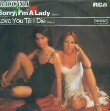 "7"" Baccara/Sorry I´m A Lady (D)"