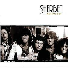 SHERBET - ANTHOLOGY 2CD 40 SONGS ***NEW SEALED*** greatest hits best of