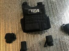1/6 ARMY OF TWO VEST + POUCHES