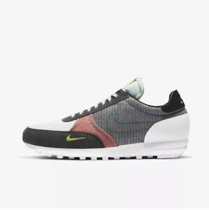 Size 14 - Nike DayBreak N354 Grey Green White Men Casual Shoes DB4636-022