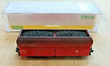 Minitrix 15252-11 N Selbstentladewagen DB Cargo en Emballage D'Origine Rarement