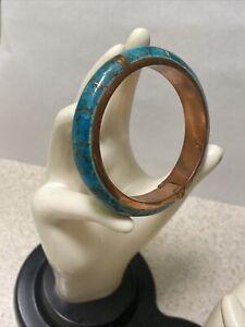 Jay King DTR Turquoise Bangle Cuff Bracelet