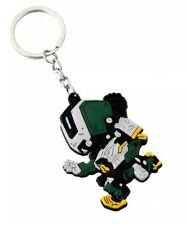 Overwatch Bastion Rubber Keychain 2.5 Inches US Seller