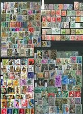 Sellos de España 100 diferentes usados