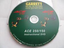 Garrett Metal Detecting DVD on the Garrett ACE 150 & ACE 250 - Metal Detecting