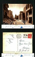 BARI (BA) - VIA VITTORIO VENETO - ANNO 1941 BEN CONSERVATA - 54770