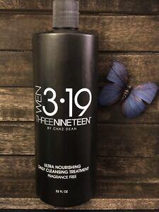 Wen ThreeNineteen Ultra Nourishing Daily Cleansing Treatment 32oz Three Nineteen