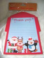 Cartes de vœux et papeterie rouge pour Noël