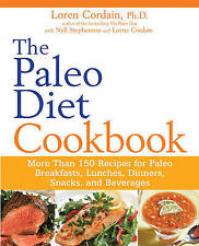 The Paleo Diet Cookbook: More Than 150 Recipes FREE SHIPPING