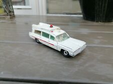 1:43 Dinky Toys 263 Superior Criterion Ambulance all original Played condition