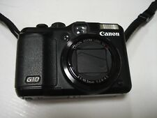 Very Nice Canon Powershot G10 14MP Digital Camera