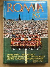 ROMA '83 - Gianni Brera, Enzo Bearzot, Adalberto Borlotti, Silvano Maggi….