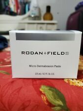 Brand New- In Box - Rodan and Fields Microdermabrasion Paste