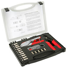 Cable TV Coax Cable Repair Kit