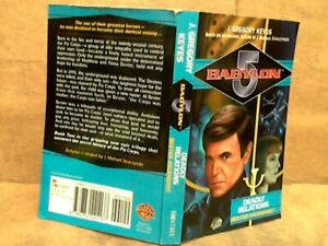 Babylon 5-In The Beginning-Peter David +Deadly Relations+Bk.2 (P/B 1998/9)MT.1