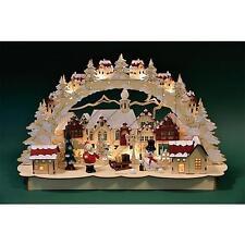 Advents und weihnachtssterne aus holz g nstig kaufen ebay - Fensterbeleuchtung weihnachten ...